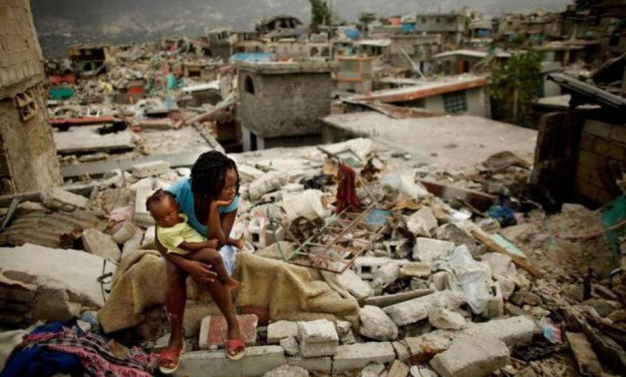 Earthquake in Haiti – not a natural catastrophe!