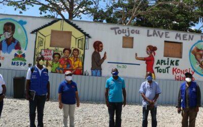 La Covid-19 gagne du terrain en Haïti